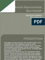 Hiperglikemia Hiperosmolar Non Ketotik