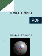 TEORÍA  ATÓMICA2