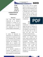 Analisis de Elaboración de Instrumentos de la Licenciatura en Educación Preescolar!!!