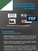 Ecuador Hacia La Inclusion Junio 2010