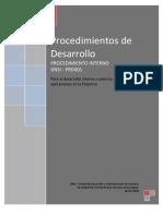 Metodologia de Desarrollo
