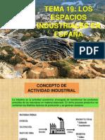 Tema 19 - Espacios Industriales i - 2013