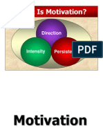 Motivation Concepts
