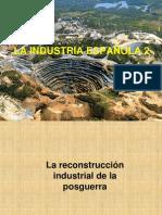 Tema 19 - Los Espacios Industriales II - 2013
