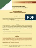 4. Telemedicina en El Ecuador