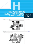 H Electro Hydraulic Controls Yuken