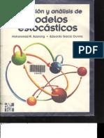 Simulación y Análisis de Modelos Estocásticos Mohammad R. Azarang nad Eduardo García Dunna