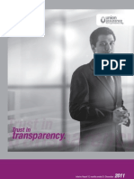 Insurance Company- Union Assurance Fin Report