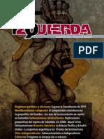 Revista Izquierda N° 34 junio de 2013