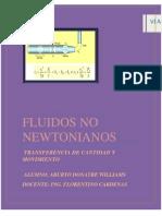 Fluidos No Newtonianos