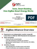 Zigbee Smart Homes
