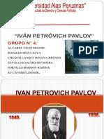 Pavlov Diapositivas1