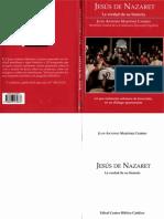 Martinez Camino, Juan Antonio - Jesus de Nazaret, La Verdad de Su Historia