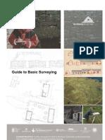 Guide to Basic Surveying