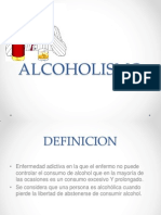 ALCOHOLISMO SINDROME DEMENCIAL