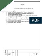 Proiectarea Unui Cutit Prismatic Profilat