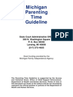 Friend of Court Guidelines