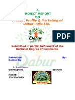 -dabur product