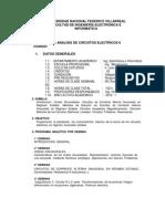 Analisis de Circuitos Electricos II