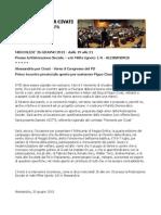 Alessandria per Civati - Verso il Congresso del PD. Incontro il 26 giugno