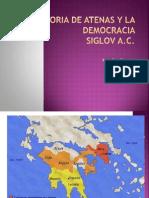 La Historia de Atenas y La Democracia - Copia