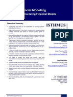 Business Financial Modelling