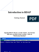 r Dap Introduction