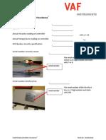 VAF Viscosimeter Fault Finding Guide