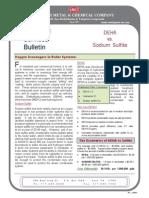 DEHA v Sulfite_100809