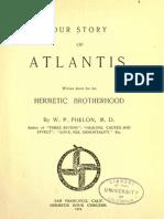 Phelon William P - Our Story of Atlantis