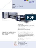 Rho 1000 - For Screen Printing_English