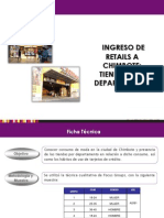 Estudio Ingreso Retail a Chimbote1