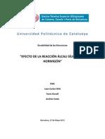 EFECTOS DE LA REACCIÓN ALCALI-SILICE EN EL HORMIGÓN.pptx