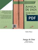Pikaza, Xabier - Amiga de Dios