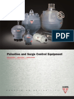 Pulsation Dampener Products