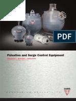 Pulsation Dampener Products