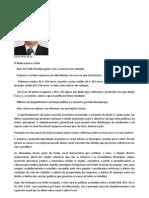 O Poder Local e a Crise - Carlos Pinto de Sá