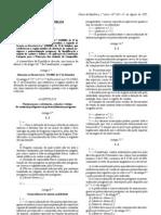 Lei 049-2007 - Identificação-Registo de Caninos-Felinos-etc
