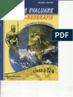Carti. Teste.de.Evaluare. Istorie. Geografie. Clasa.4. Ed.ars.Libri. TEKKEN