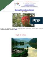 Explore the Northern Vietnam