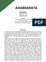 Il Mahabharata - Adi Parva - Swayamvara Parva - Sezioni CLXXXVII-CXCIV - Fascicolo 12