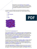 A Química Inorgânica