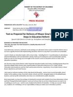 Education Speech 2013 Release FINAL2