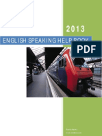 English Speaking Help Book