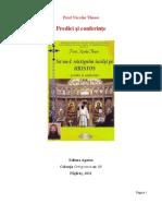 Preot Nicolae Tanase - Predici si conferinte