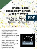 Hubungan Radiasi dengan Global Warming