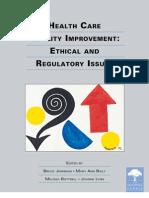 Health Care Quality Improvement