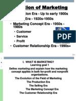 Marketing Management 1st