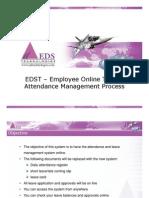 Edst User Attendance Process (1)