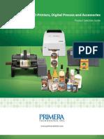 Primera LX900 Color Label Printer Brochure